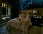Новое направление в оформлении интерьера Звездным небом